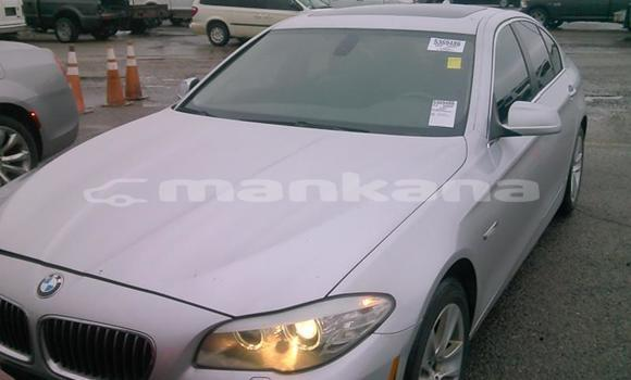 Buy Used BMW 5–Series Silver Car in Tbilisi in Tbilisi