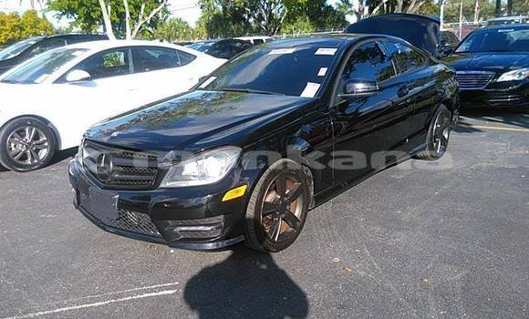 Buy Used Mercedes-Benz C-klasse Black Car in Tbilisi in Tbilisi