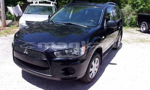 Buy Used Mitsubishi Outlander Black Car in Tbilisi in Tbilisi