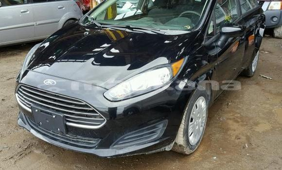 Buy Used Ford Fiesta Black Car in Tbilisi in Tbilisi