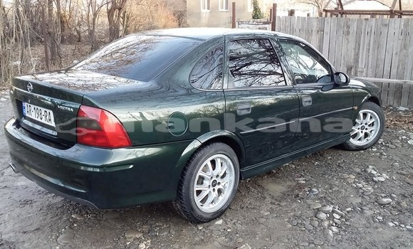 Buy Used Opel Vectra Green Car in Tbilisi in Tbilisi