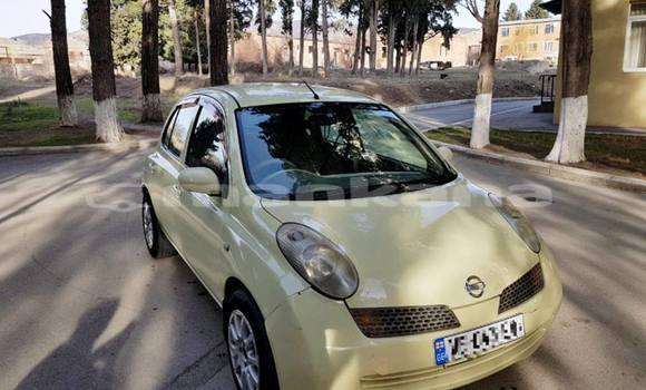Buy Used Nissan March Other Car in Tbilisi in Tbilisi