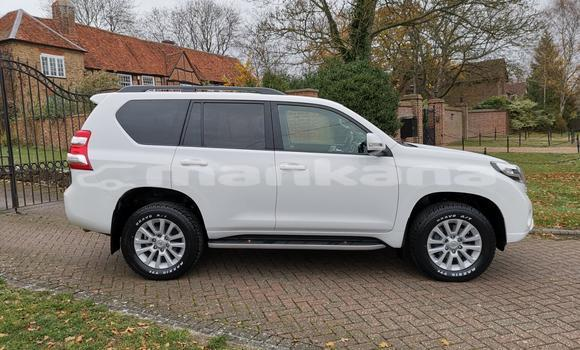Buy Used Toyota Land Cruiser Beige Car in Tbilisi in Tbilisi