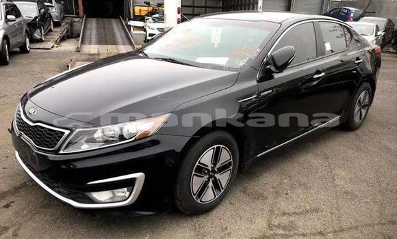 Buy Used Kia Optima Black Car in Kutaisi in Imereti