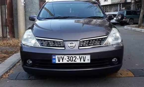 Buy Used Nissan Tiida Other Car in Tbilisi in Tbilisi