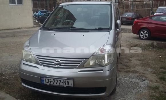Buy Used Nissan Serena Silver Car in Kutaisi in Imereti