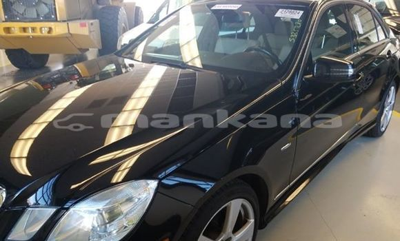 Buy Used Mercedes-Benz E-klasse Black Car in Tbilisi in Tbilisi