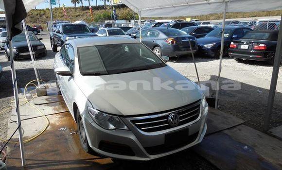Buy Used Volkswagen Passat CC Silver Car in Tbilisi in Tbilisi