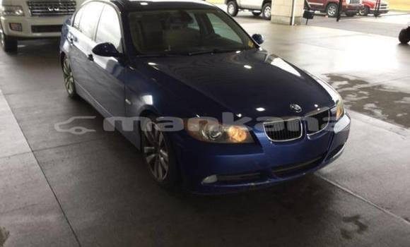 Buy Used BMW 3–Series Blue Car in Tbilisi in Tbilisi