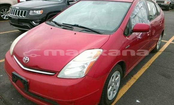 Buy Used Toyota Prius Red Car in Tbilisi in Tbilisi