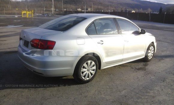 Buy Used Volkswagen Jetta Silver Car in Tbilisi in Tbilisi