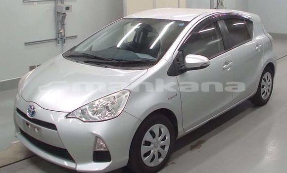 Buy Used Toyota Aqua Silver Car in Kutaisi in Imereti