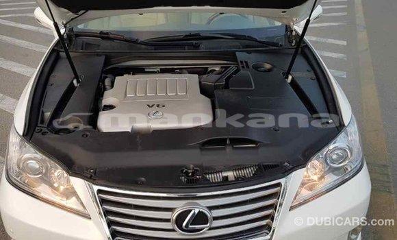 Buy Import Lexus ES White Car in Import - Dubai in Abhasia