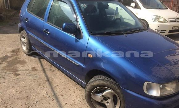 Buy Used Volkswagen Golf Blue Car in Tbilisi in Tbilisi