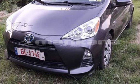 Buy Used Toyota Prius Black Car in Tbilisi in Tbilisi
