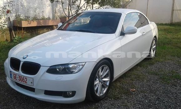 Buy Used BMW 3–Series White Car in Batumi in Ajaria