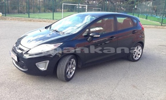 Buy Used Ford Fiesta Blue Car in Tbilisi in Tbilisi