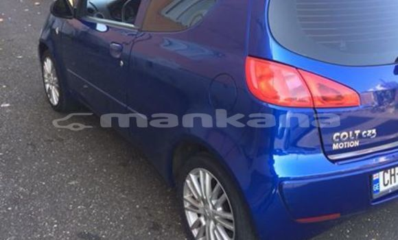 Buy Used Mitsubishi Colt Blue Car in Batumi in Ajaria