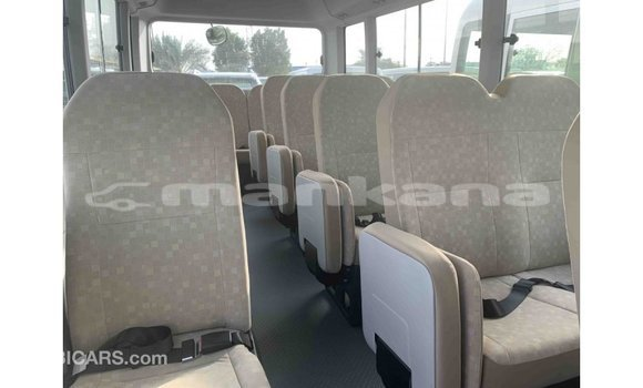 Buy Import Toyota Coaster White Car in Import - Dubai in Abhasia