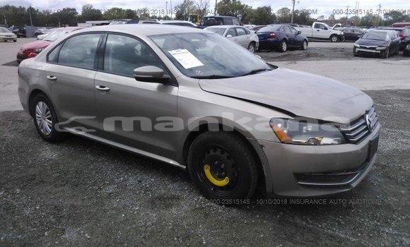 Buy Used Volkswagen Passat Silver Car in Tbilisi in Tbilisi