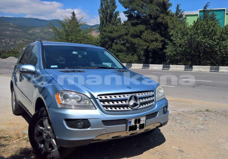 Big with watermark mercedes benz ml class tbilisi tbilisi 3518