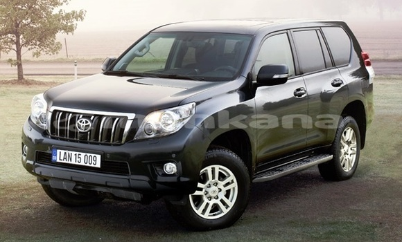 Medium with watermark toyota land cruiser prado