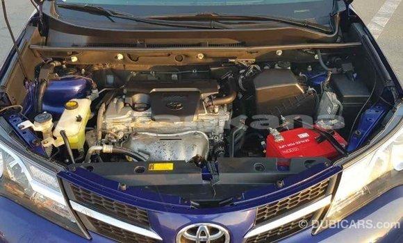 Buy Import Toyota RAV4 Blue Car in Import - Dubai in Abhasia