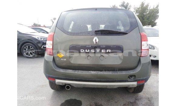 Buy Import Renault Duster Green Car in Import - Dubai in Abhasia
