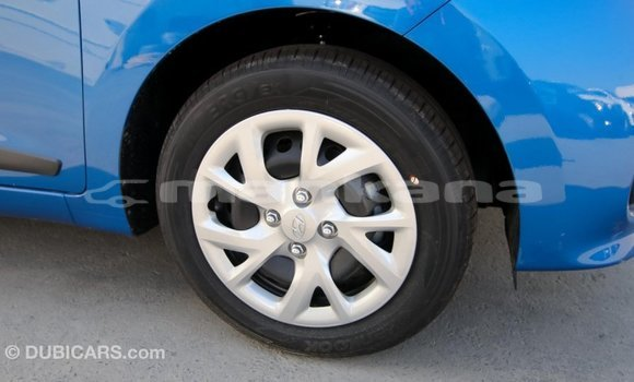 Buy Import Hyundai i10 Blue Car in Import - Dubai in Abhasia