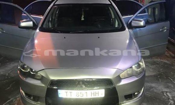 Buy Used Mitsubishi Lancer Silver Car in Tbilisi in Tbilisi