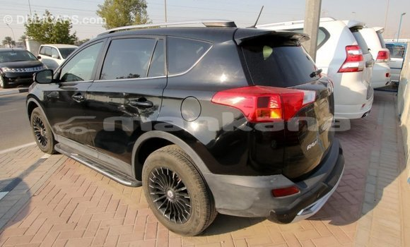 Buy Import Toyota RAV 4 Black Car in Import - Dubai in Abhasia
