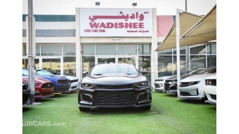 Big with watermark chevrolet camaro abhasia import dubai 4159