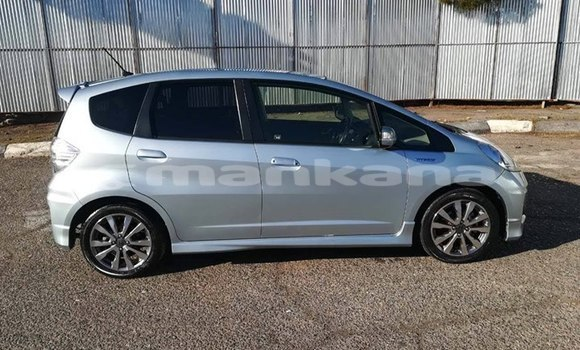 Buy Used Honda FIT Silver Car in Tbilisi in Tbilisi