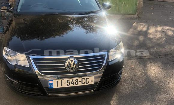 Buy Used Volkswagen Passat Black Car in Tbilisi in Tbilisi