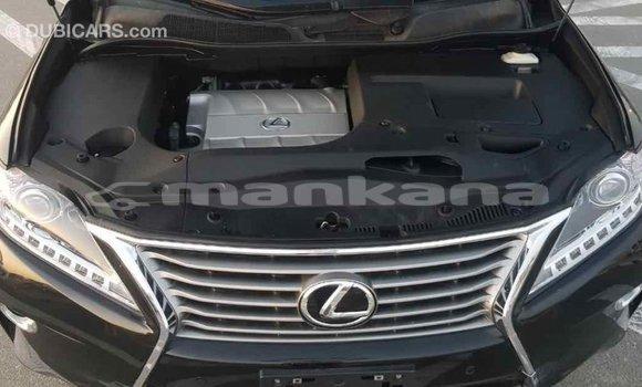 Buy Import Lexus RX 350 Black Car in Import - Dubai in Abhasia