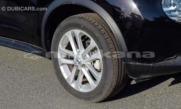 Buy Import Nissan Juke Black Car in Import - Dubai in Abhasia