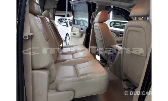Buy Import Chevrolet Silverado Black Car in Import - Dubai in Abhasia