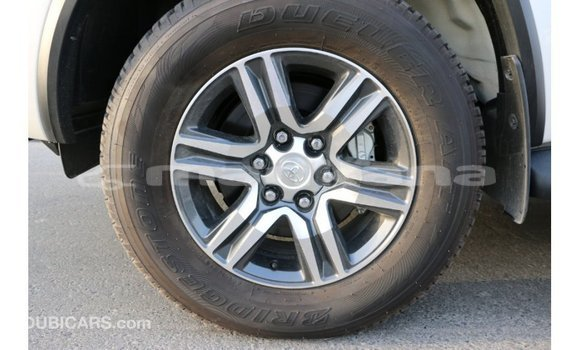 Buy Import Toyota Fortuner Black Car in Import - Dubai in Abhasia