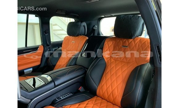 Buy Import Lexus LX Black Car in Import - Dubai in Abhasia