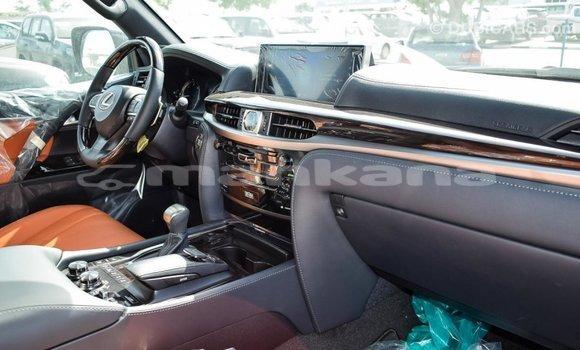 Buy Import Lexus LX White Car in Import - Dubai in Abhasia