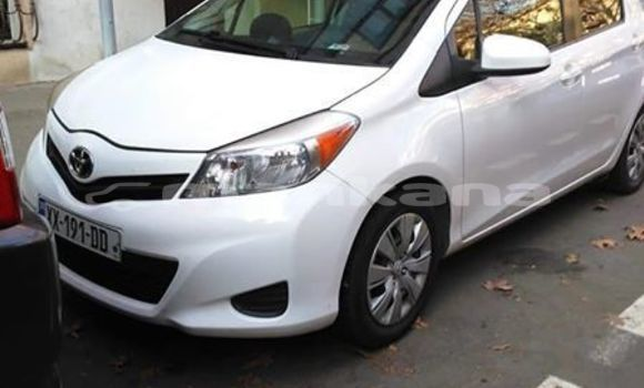 Buy Used Toyota Allex White Car in Tbilisi in Tbilisi