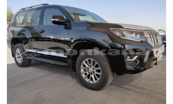 Buy Import Toyota Prado Black Car in Import - Dubai in Abhasia