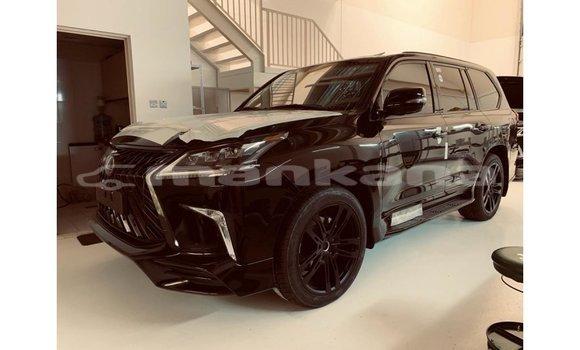 Buy Import Lexus LX Black Car in Import - Dubai in Abhasia