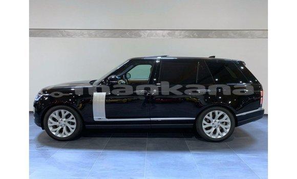 Buy Import Land Rover Range Rover Black Car in Import - Dubai in Abhasia