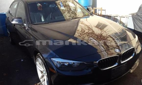 Buy Used BMW 3–Series Black Car in Tbilisi in Tbilisi