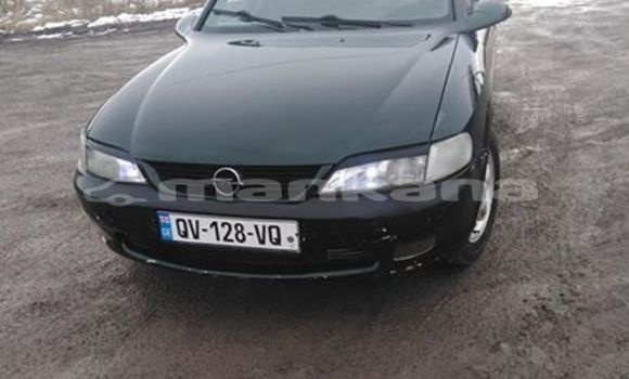 Buy Used Opel Vectra Black Car in Tbilisi in Tbilisi