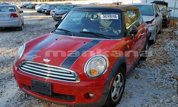 Buy Used Mini Cooper Red Car in Tbilisi in Tbilisi