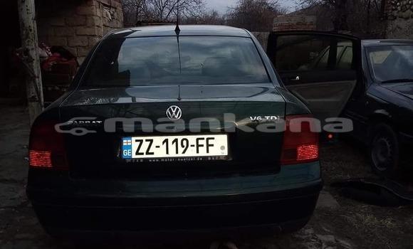 Buy Used Volkswagen Passat Green Car in Tbilisi in Tbilisi